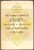 The complete poems of Cavafy - Cavafy