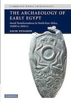 Archaeology of Early Egypt - David Wengrow (ISBN 9780521543743)