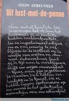 Uit lust-met-de-penne... - Stijn Streuvels, Luc Schepens (ISBN 9026410344)