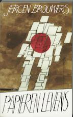 Papieren levens - Jeroen Brouwers (ISBN 9789045008417)