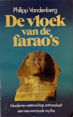 De vloek van de farao's - Philipp Vandenberg, Ien Westerweel (ISBN 9789010058171)
