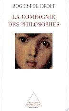 Compagnie des philosophes (La) - Roger-Pol Droit (ISBN 9782738105318)