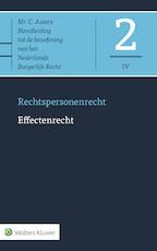 Asser 2-IV Effectenrecht (ISBN 9789013135992)