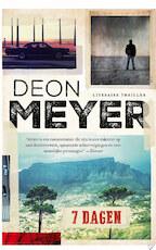 7 dagen - Deon Meyer (ISBN 9789044969344)