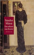 De erfenis van Eszter - Sándor Márai (ISBN 9789028419001)