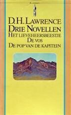 Drie novellen - David Herbert Lawrence, Max Schuchart (ISBN 9789027491718)