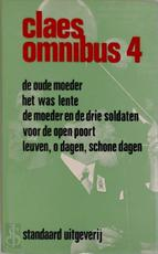 Omnibus vier - Ernest Claes (ISBN 9789002113536)