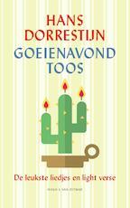 Goeienavond Toos - Hans Dorrestijn (ISBN 9789038807027)
