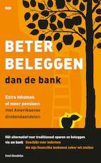 Beter beleggen dan de bank - Fred Hendriks (ISBN 9789492351067)