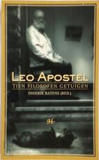 Leo Apostel - Unknown (ISBN 9789052403915)