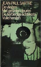 De vliegen - Jean-Paul Sartre, Anna Blaman, C.N. Lijsen, Anna Koopman, Jan Teulings