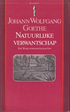 Natuurlijke verwantschap - Johann Wolfgang Von Goethe, Pim Lukkenaer (ISBN 9789027491169)