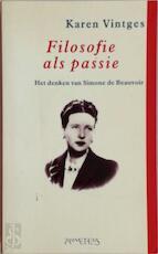Filosofie als passie - Karen Vintges (ISBN 9789053330555)