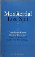 Monsterdal - Lize Spit (ISBN 9789080780200)