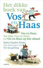 Het dikke boek van Vos en Haas - Sylvia Vanden Heede, Sylvia Vanden Heede (ISBN 9789020966206)