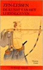 Zen-lessen - Thomas Cleary, Piet Hein Geurink (ISBN 9789060305027)