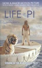 Life of Pi - Yann Martel (ISBN 9780857865540)