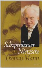 Nietzsche en Schopenhauer - Thomas Mann (ISBN 9789059110908)