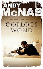 Oorlogswond - Andy Mcnab (ISBN 9789022999332)