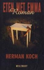 Eten met Emma - Herman Koch (ISBN 9789029066334)