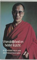 Vriendelijkheid en helder inzicht - Dalai Lama (ISBN 9789062717316)
