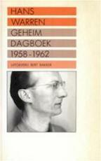 Geheim dagboek - Hans Warren