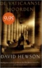 De Vaticaanse moorden - David Hewson (ISBN 9789026122187)