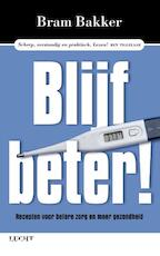 Blijf beter! - Bram Bakker (ISBN 9789491729065)