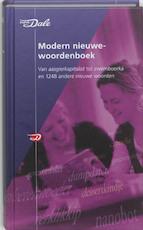 Van Dale Modern nieuwewoordenboek - Unknown (ISBN 9789066488748)