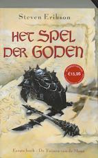 Spel der Goden - Steven Erikson (ISBN 9789024528479)