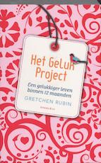 Het Geluk Project - Gretchen Rubin (ISBN 9789047201601)