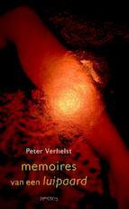 Memoires van een luipaard - Peter Verhelst