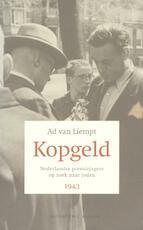 Kopgeld - Ad van Liempt (ISBN 9789460030680)