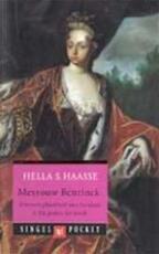 Mevrouw Bentinck - Hella Haasse (ISBN 9789041300256)