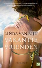 Vakantievrienden - Linda van Rijn (ISBN 9789460689499)