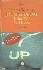 Joe Speedboat - Tommy Wieringa (ISBN 9783423137294)