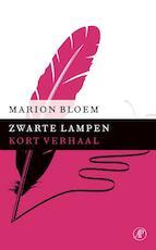Zwarte lampen - Marion Bloem (ISBN 9789029590037)
