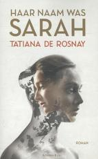Haar naam was Sarah - Tatiana de Rosnay (ISBN 9789047204268)