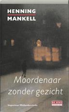 Moordenaar zonder gezicht - Henning Mankell (ISBN 9789044505122)
