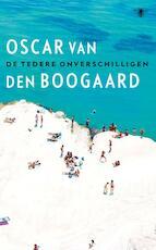De tedere onverschilligen - Oscar van den Boogaard (ISBN 9789023473787)