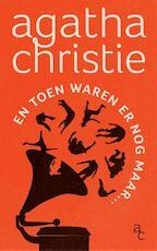 En toen waren er nog maar... - Agatha Christie (ISBN 9789048822591)