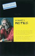 Eckart's notes - Eckart Wintzen (ISBN 9789056379674)