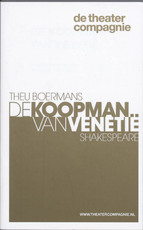 De Koopman van Venetie - William Shakespeare (ISBN 9789064037344)
