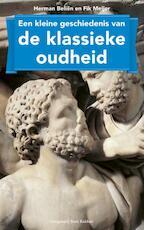 Een kleine geschiedenis van de klassieke oudheid - Herman Beliën, Flik meijer, Fik Meijer (ISBN 9789035137691)
