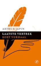 Laatste vertrek - Arthur Japin (ISBN 9789029591300)