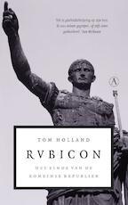 Rubicon - Tom Holland (ISBN 9789025320515)