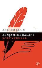 Benjamins balans - Arthur Japin (ISBN 9789029591317)