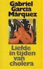 Liefde in tijden van cholera - Gabriel Garcia Marquez (ISBN 9789029022279)