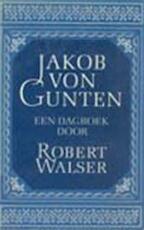 Jakob von Gunten een dagboek - Robert Walser, Jeroen [vert.] Brouwers (ISBN 9789029556132)