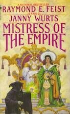 Mistress of the Empire - Raymond E. Feist, Janny Wurts (ISBN 9780553561180)